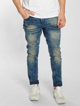 SHINE Original Skinny jeans Drop Crotch blauw