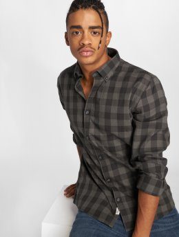 SHINE Original Skjorta Denver svart