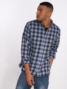 SHINE Original Skjorte Denver  blå