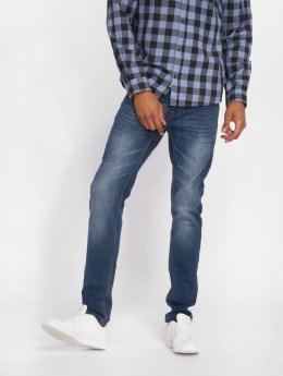 SHINE Original Slim Fit Jeans Woody blau