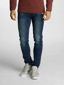 SHINE Original Slim Fit Jeans Wyatt blauw