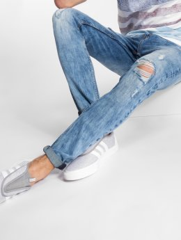 SHINE Original Slim Fit Jeans 2.Woody blue