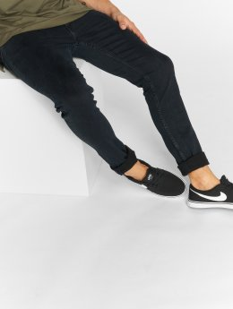 SHINE Original Slim Fit Jeans Classico modrá