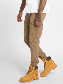 SHINE Original Spodnie Chino/Cargo Portland bezowy