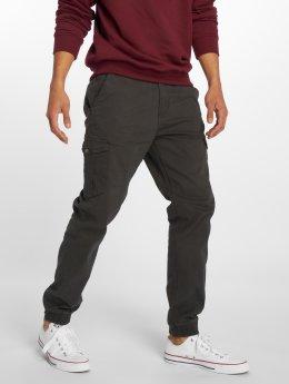 SHINE Original Spodnie Chino/Cargo Portland czarny
