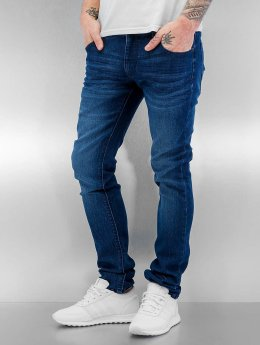 SHINE Original Straight Fit Jeans  Tapered blå