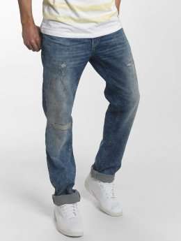 SHINE Original Straight Fit Jeans Regular  blå