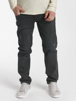 SHINE Original Straight fit jeans Wyatt zwart