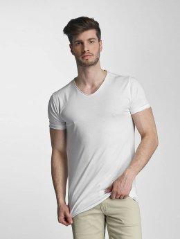 SHINE Original T-paidat Mélange valkoinen