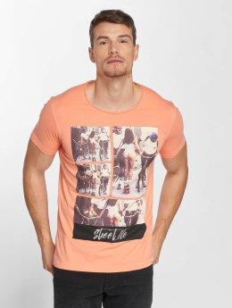 SHINE Original Rayford T-Shirt Peach