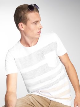 SHINE Original T-shirt Malik bianco
