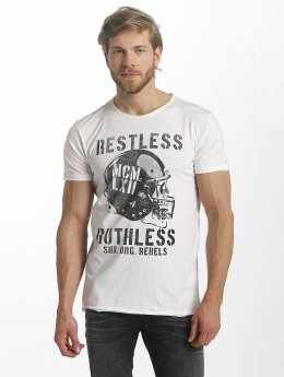 SHINE Original T-Shirt Bradley Ruthless & Reckless blanc
