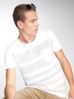 SHINE Original T-Shirt Malik blanc