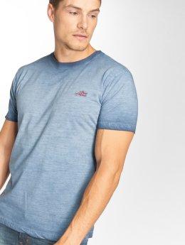 SHINE Original t-shirt Elvin blauw