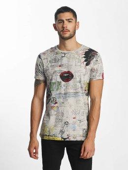 SHINE Original T-Shirt Capsule AOP gris
