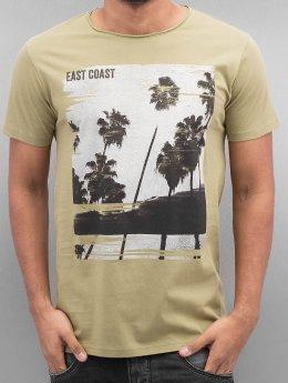SHINE Original t-shirt East Coast groen