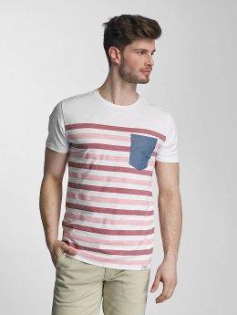 SHINE Original T-Shirt Striped rose