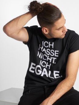 SHINE Original T-Shirt Wayne schwarz