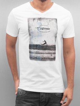 SHINE Original T-Shirt California weiß