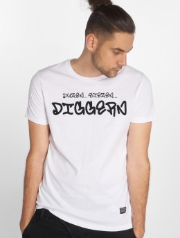 SHINE Original t-shirt Diggerz wit