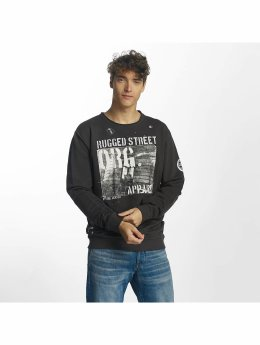SHINE Original Jimmy Rugged Sweatshirt Dusty Black