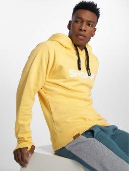 Shisha  Felpa con cappuccio Classic giallo