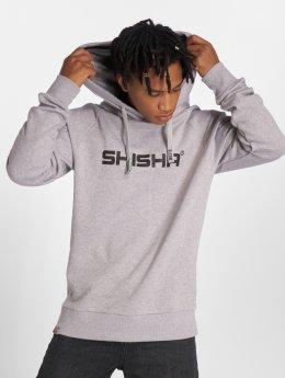 Shisha  Felpa con cappuccio Classic grigio