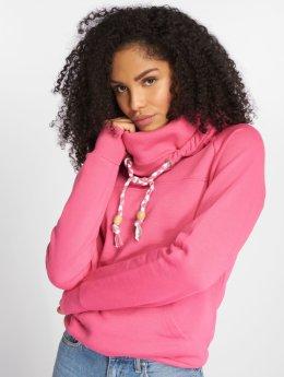 Shisha  Felpa con cappuccio Kroon rosa
