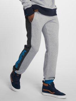 Shisha  joggingbroek Mack  blauw