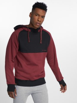 Shisha  Sweat capuche Basic rouge