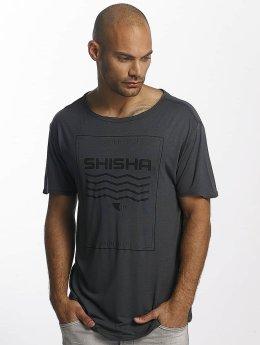 Shisha  T-paidat Loocker harmaa