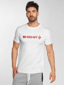 Shisha  T-paidat Jor valkoinen