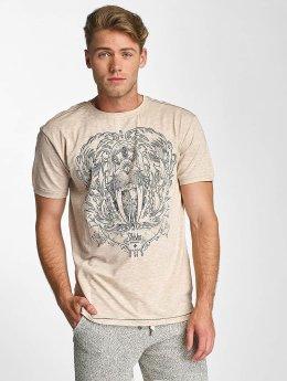 Shisha  T-Shirt Waalross beige