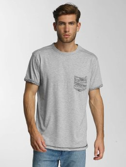 Shisha  T-Shirt Akraat grau