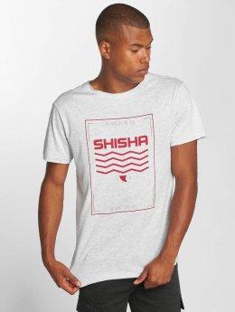 Shisha  T-Shirt Loocker grau