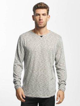 Shisha  T-Shirt manches longues Fluusch gris