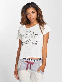 Shisha  T-shirt Swaar vit