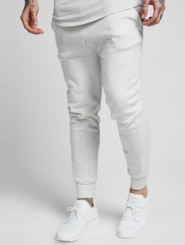 Sik Silk Спортивные брюки Skinny серый