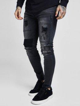 Sik Silk Antifit Drop Crotch Patch čern