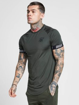 Sik Silk T-Shirt Tech khaki