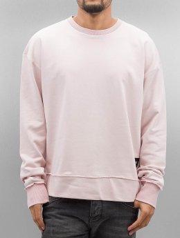 Sixth June Пуловер Drop Shoulder розовый