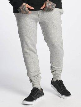 Sixth June Спортивные брюки Ankle Zipper серый