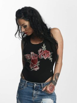Sixth June Body Roses zwart