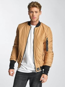 Sixth June Bomber Padded beige