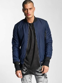 Sixth June Bomber jacket Padded blue
