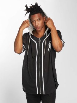 Sixth June Camisa Baseball negro