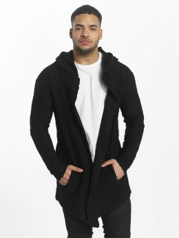 Sixth June Cardigan With Hood noir