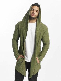 Sixth June Cardigan With Hood vert