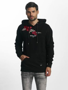 Sixth June Hoodie Regular Roses black