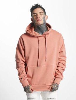 Sixth June Männer Hoody Classic Oversize in pink